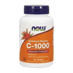 Vitamin C-1000 Komplex 90 Tabletten