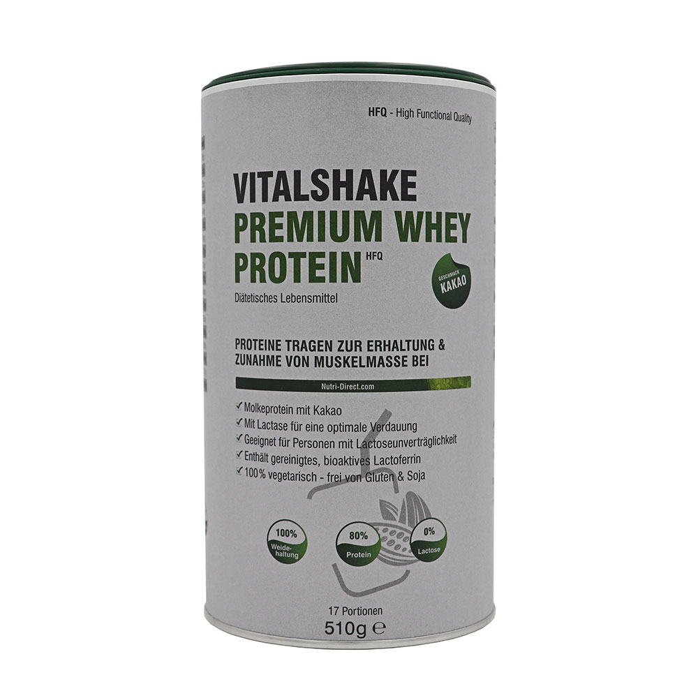 Premium Whey Protein Kakao