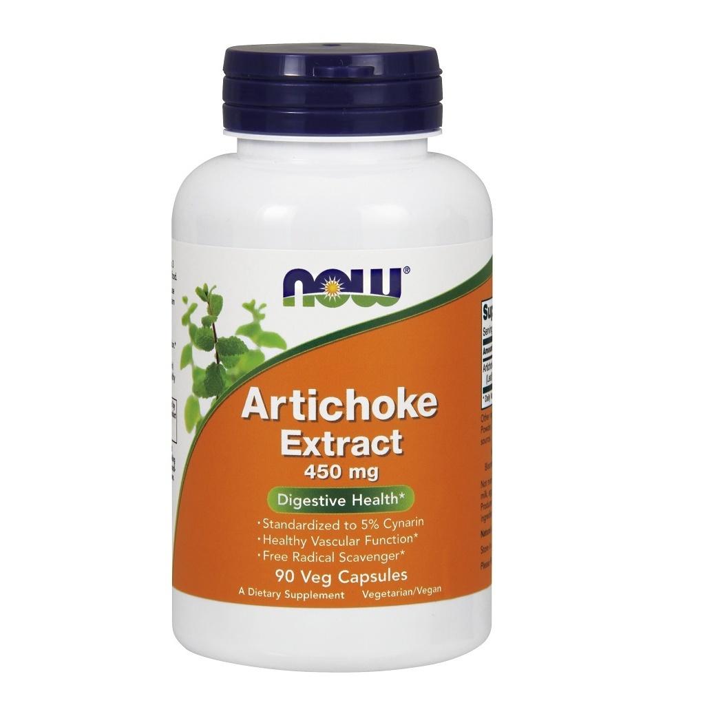 Artichoke Extract 450 mg Capsules