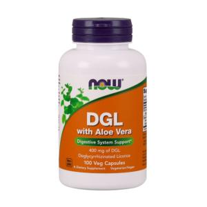 DGL 400 mg De-Glycyrrhizinated Süßholzwurzel-Extrakt
