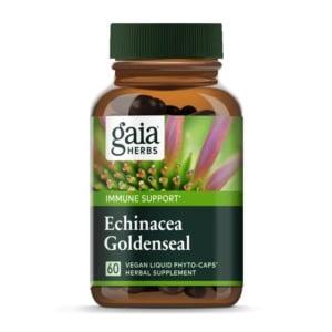 Echinacea Goldenseal 60 Kapseln