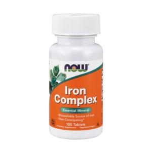 Eisen Komplex Tabletten