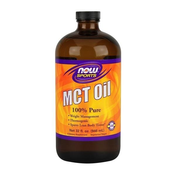 reines MCT Öl hochdosiert von NOW Foods