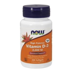 Vitamin D3 2000 IE Kapseln