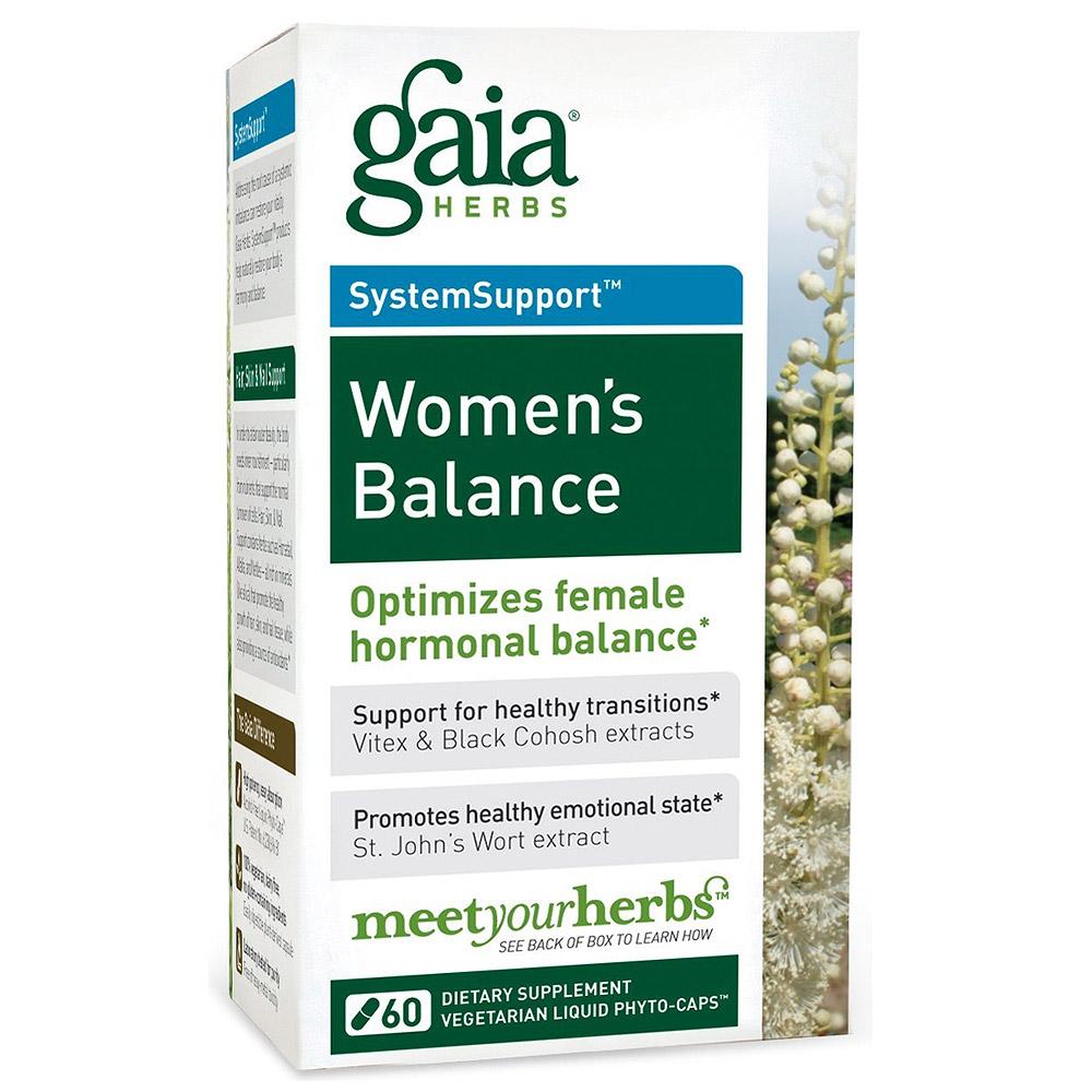 Women's Balance Kapseln von Gaia Herbs