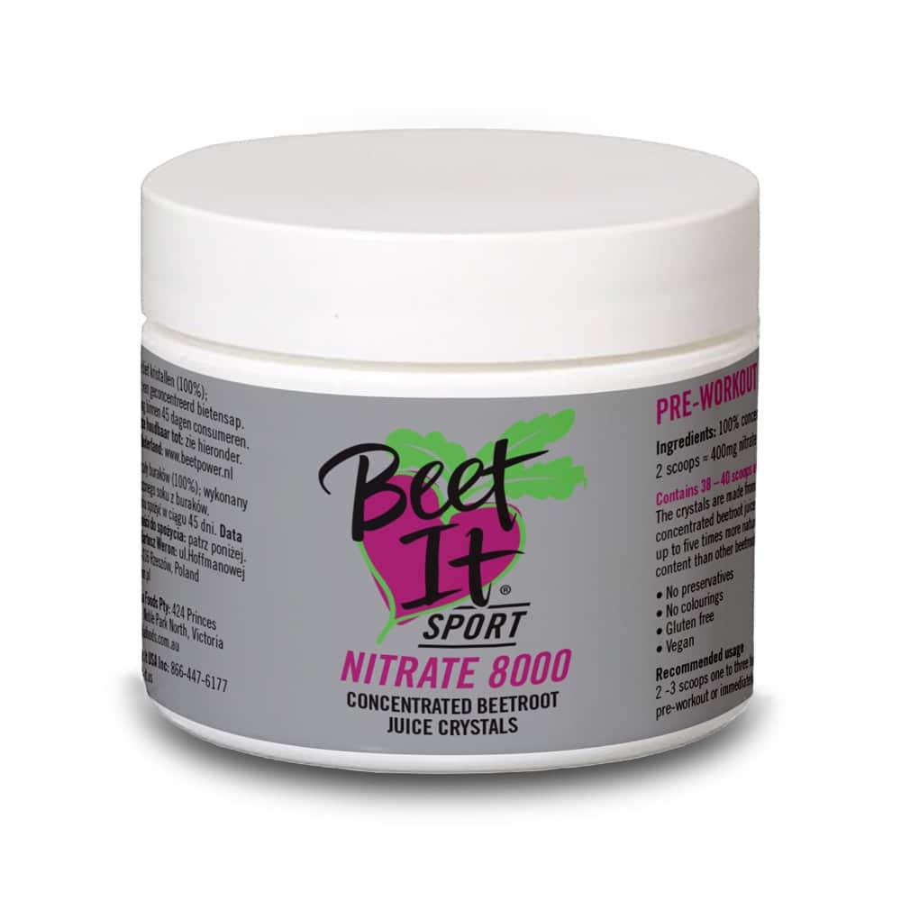Beet It Sport Nitrat 8000, Pulver-Kristalle