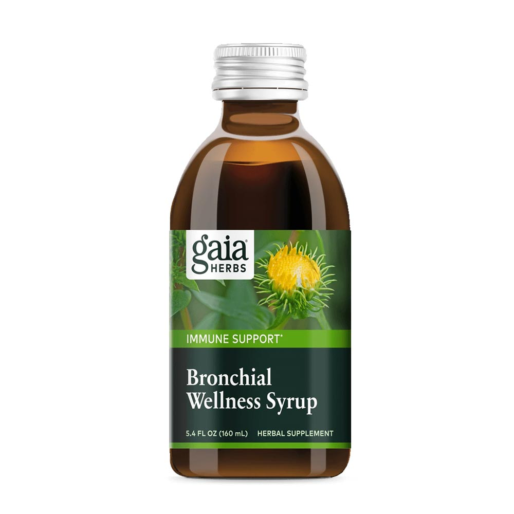 Bronchial Wellness Syrup 160 ml