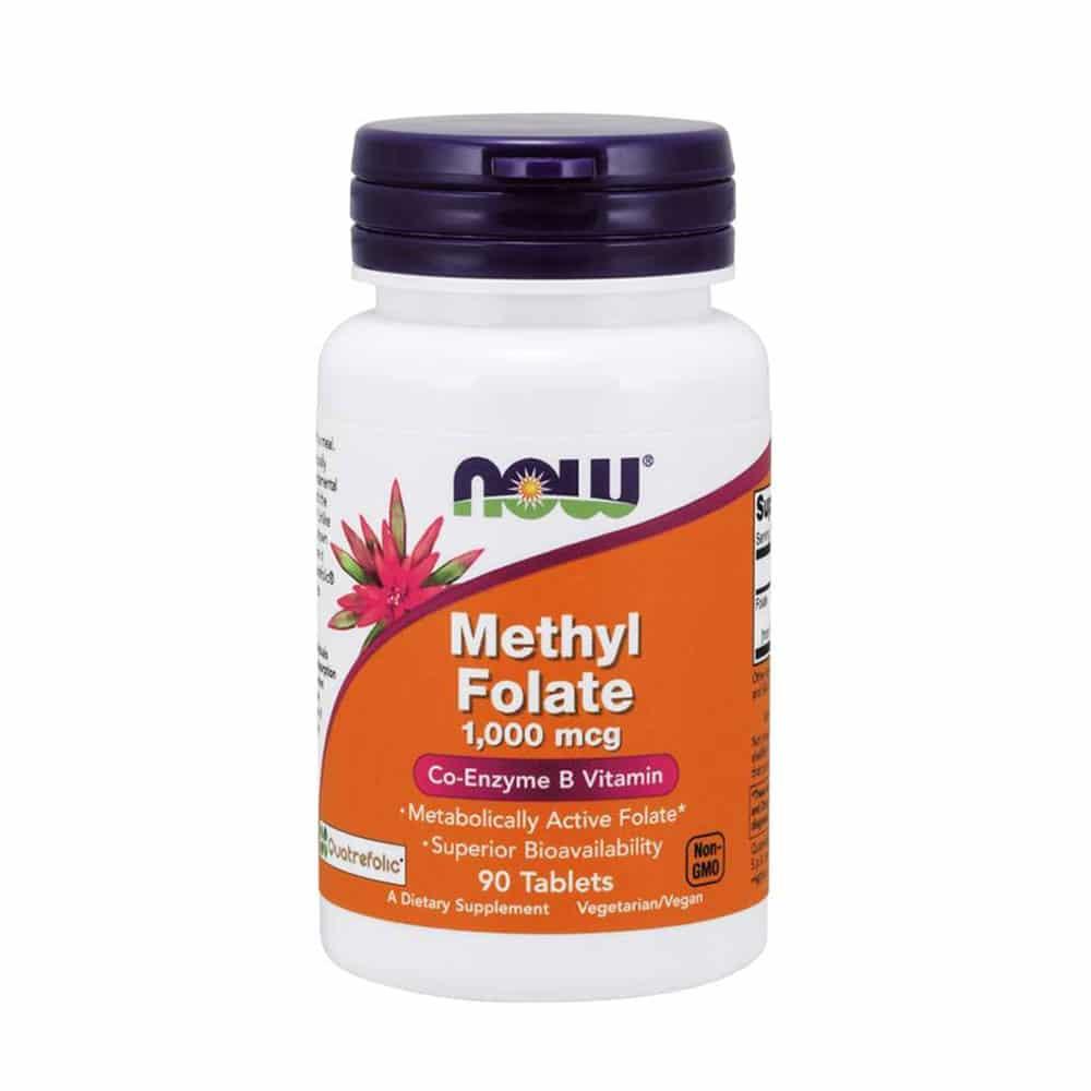 Methylfolat Kapseln – aktive Folsäure 1000mcg