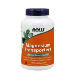 Magnesium Transporter Kombi 180 Kapseln