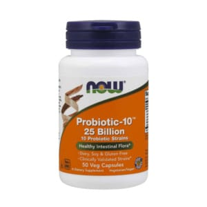Probiotic-10 25 Billion 50 Kapseln vegetarisch