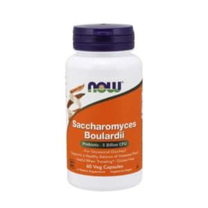 Saccharomyces Boulardii 60 Kapseln vegetarisch