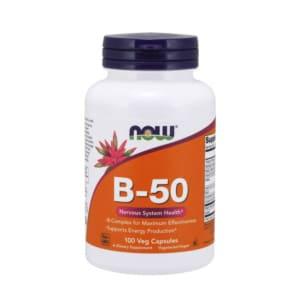 Vitamin B-50 Complex 100 VCaps