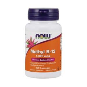Vitamin B-12 Methylcobalamin 1000mcg Lutschtabletten