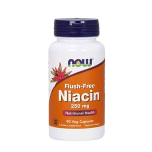 Niacin flush free 250mg - Vitamin B3 Kapseln