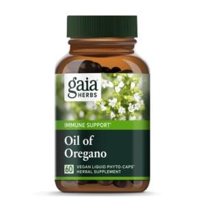 Oil of Oregano Kapseln