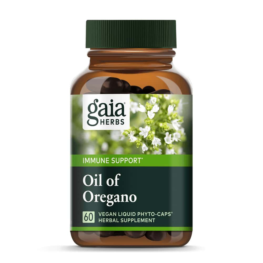 Oil of Oregano - Oregano Öl Kapseln von Gaia Herbs