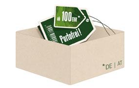 Nutri-Direct Porto und Versand