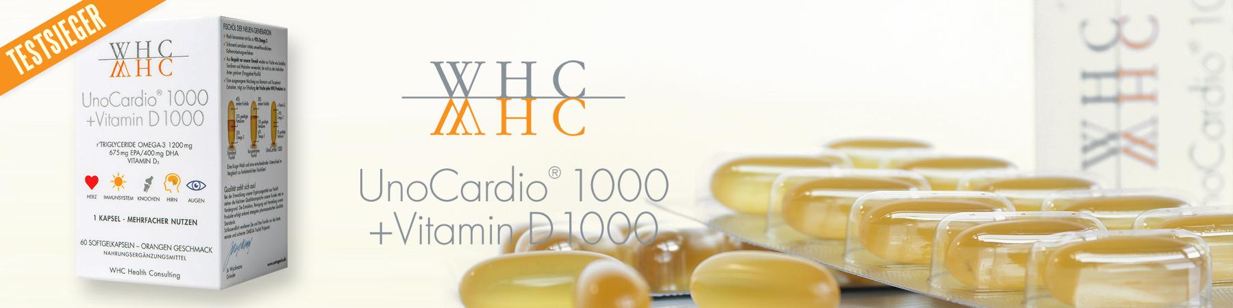 Unocardio 1000 - Jetzt online kaufen