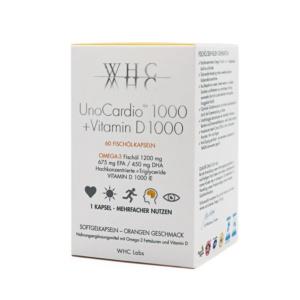 UnoCardio 1000 + Vitamin D 1000