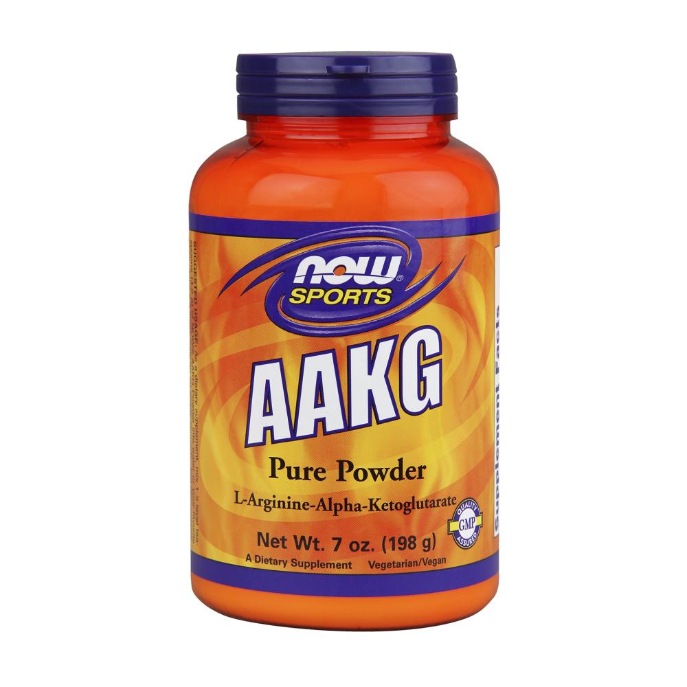 Now Foods Aakg Pulver L Arginin Alpha Ketoglutarat Kaufen