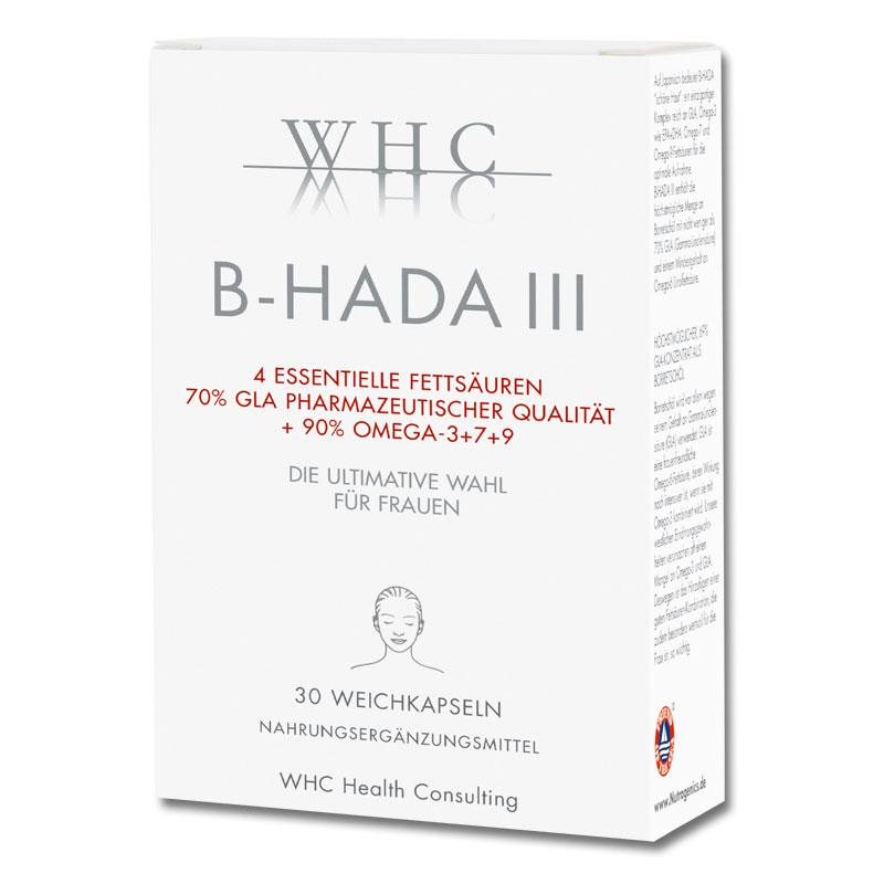 WHC B-HADA III von Nutrogenics