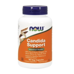 Now Foods - Candida Support 90 Kapseln vegetarisch