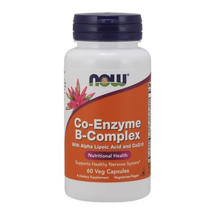 Co-Enzyme B-Complex 60 veg. Kapseln