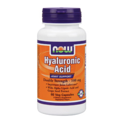 Hyaluronic Acid Capsules 100mg NOW Foods