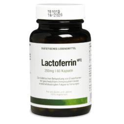 Lactoferrin 250 mg vegetarische Kapseln