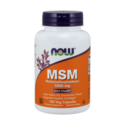 MSM Kapseln 1000 mg NOW Foods