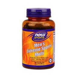 Now Foods Men's Extreme Sports Multi 90 Softgels