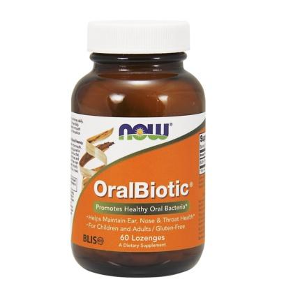 OralBiotic 60 probiotische Lutschtabletten