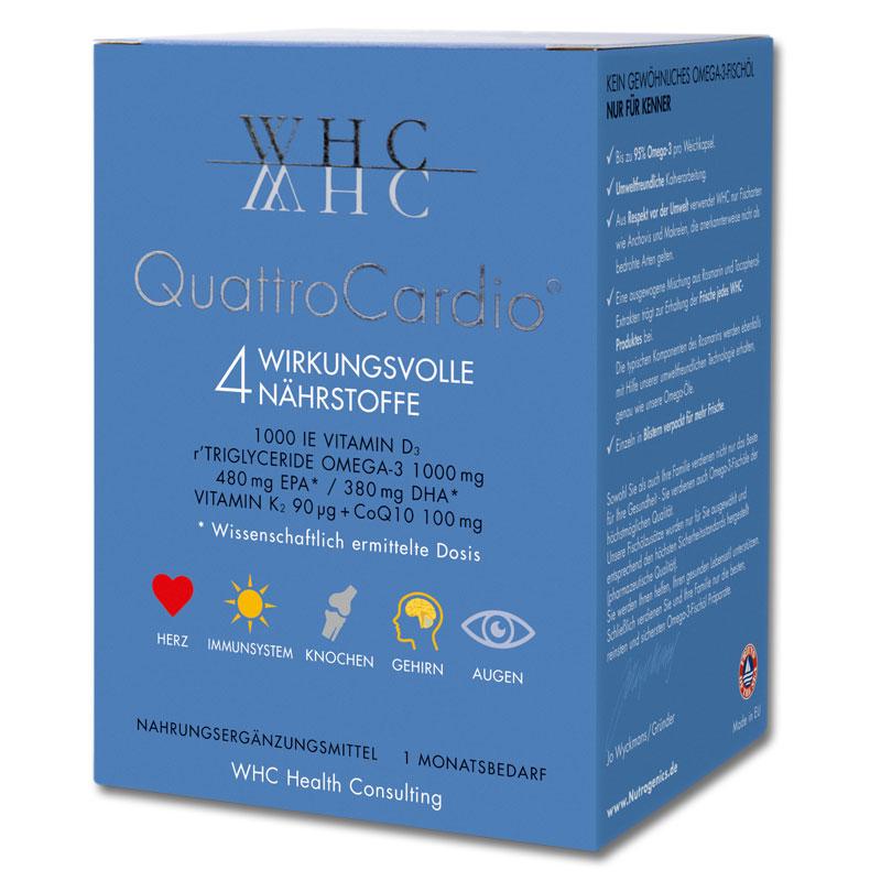 WHC QuattroCardio von Nutrogenics