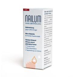 Nailum Nagellack gegen Nagelpilz