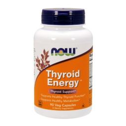 Now Foods thyroid energy 90 vcaps