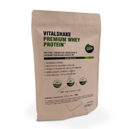 VitalShake Premium Whey Protein Kakao